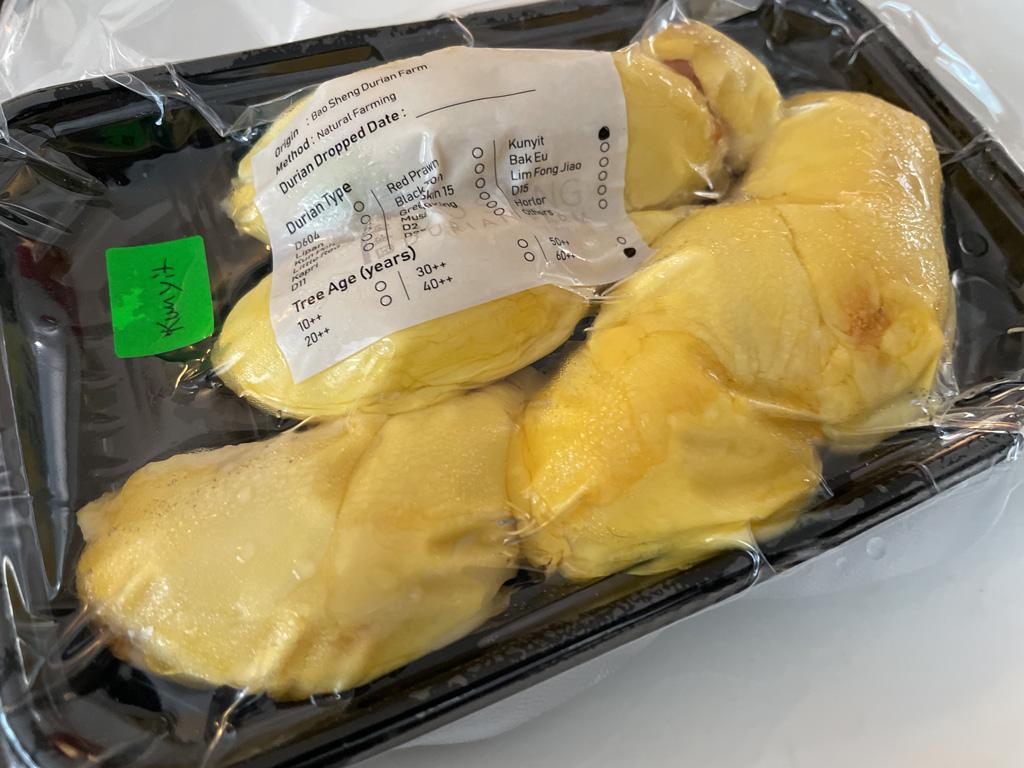 Bao Sheng Organic Durian